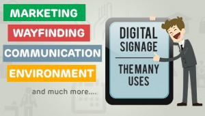 uses of digital signage
